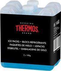 Thermos Wkład chłodzący do toreb termicznych niebieski 2x100g