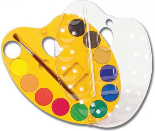 Crayola CRAYOLA Paleta z Farbami - 98434