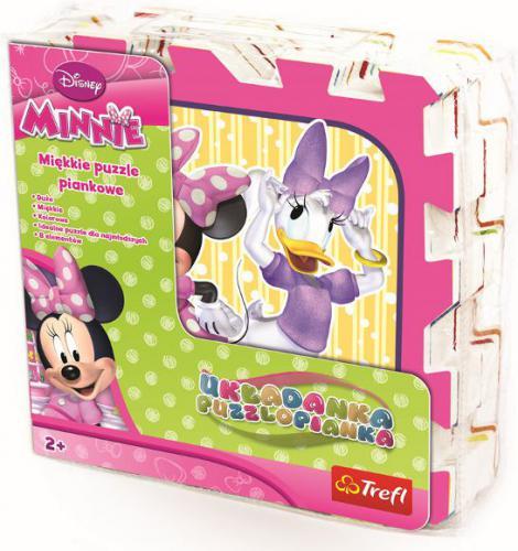Trefl Puzzlopianka Minnie (60297)