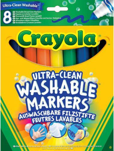 Crayola Flamastry super spieralne 8szt. (58-8328)