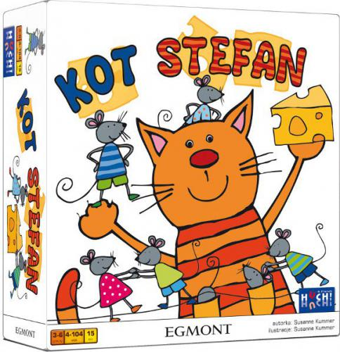 Egmont Gra Kot Stefan - 5986
