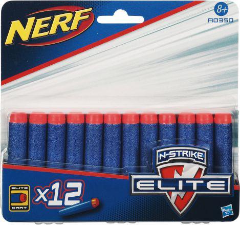 Hasbro Nerf Zestaw 12 strzałek Elite - A0350