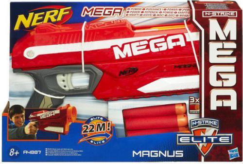 Hasbro NERF Magnus Mega - A4887E24