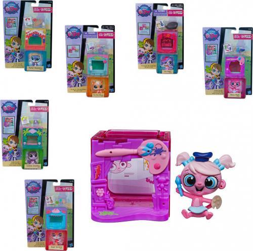 Hasbro Littlest Pet Shop Zwierzak z pokoikiem (B0092)