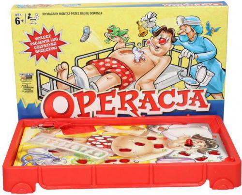 Hasbro Gra Operacja Classic (B21761200)