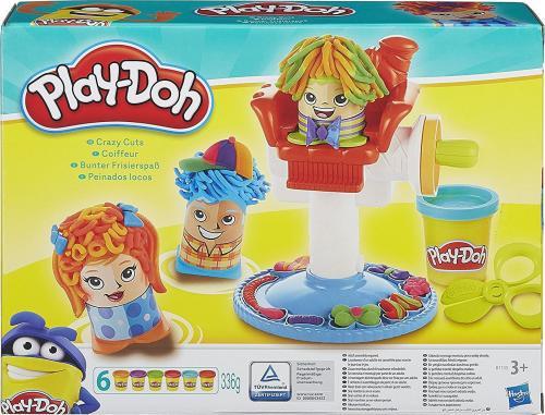 Hasbro Play-Doh Szalony fryzjer (B1155EU4)
