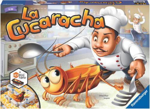 Ravensburger Gra La Cucaracha - (222520)