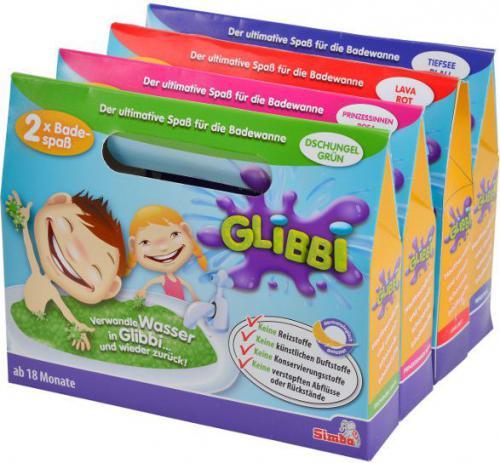 Simba Glibbi, 4 rodzaje - 105955362026
