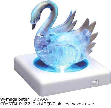 Bard Crystal Puzzle Podstawka Dekoracyjna (1384 LED)
