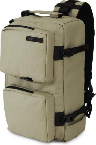 Plecak Pacsafe antykradzieżowy Camsafe Z14 zielony (15520114)