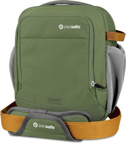 Torba Pacsafe Camsafe V8 Camera Shoulder Bag Olive / Khaki (151605050