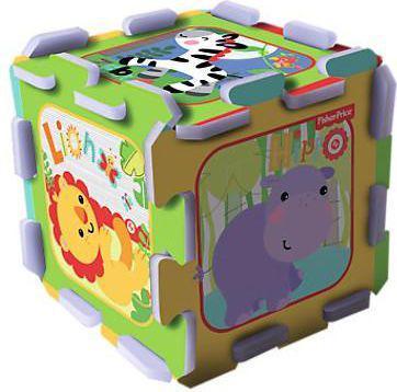 Trefl puzzle piankowe Zwierzęta - 60399