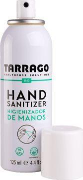 Tarrago Alkoholowy aerozol do czyszczenia rąk 125ml Tarrago