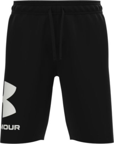 Under Armour Under Armour Rival Fleece Big Logo Shorts 1357118-001 czarne M