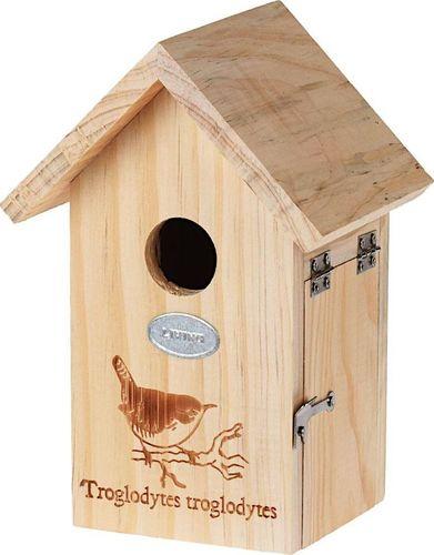 ProGarden Budka LĘGOWA DLA PTAKÓW drewniana ozdobna domek