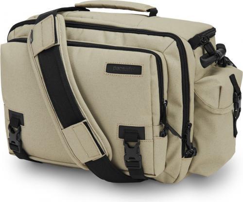 Torba Pacsafe Camsafe Z15 Shoulder Bag Slate Green (15525114)