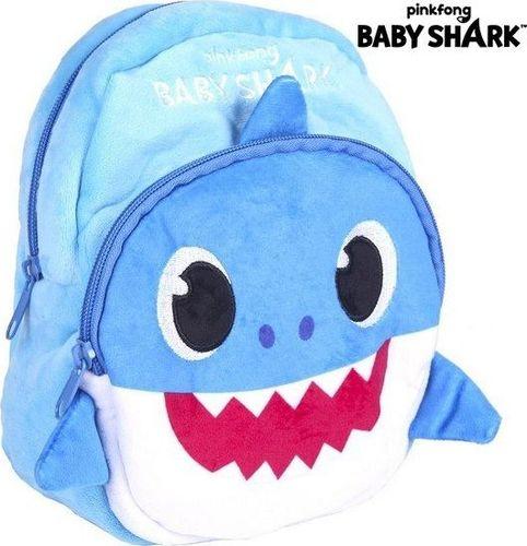 Baby Shark Plecak dziecięcy Baby Shark Niebieski