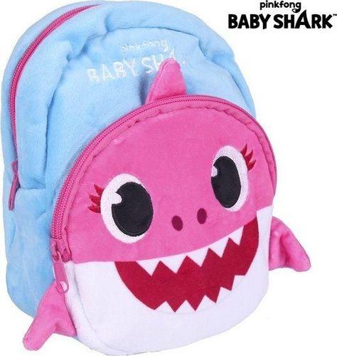 Baby Shark Plecak dziecięcy Baby Shark Różowy