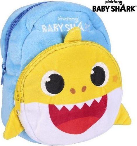 Baby Shark Plecak dziecięcy Baby Shark Żółty