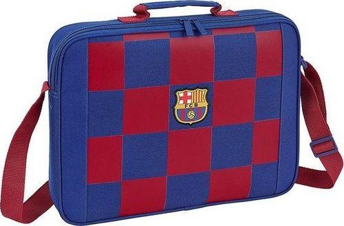 FC Barcelona Aktówka F.C. Barcelona 19/20 Granatowy (6 L)