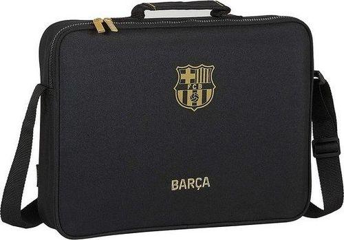 FC Barcelona Aktówka F.C. Barcelona 20/21 Czarny (6 L)