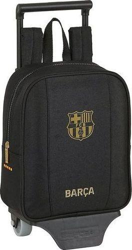 FC Barcelona Torba szkolna z kółkami 805 F.C. Barcelona 20/21 Czarny