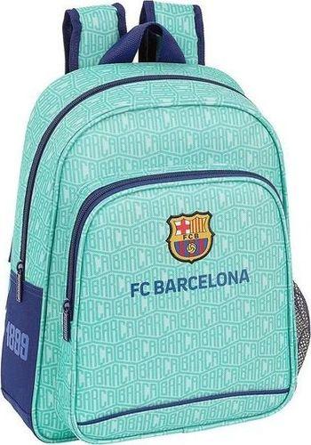 FC Barcelona Plecak dziecięcy F.C. Barcelona 19/20 Turkusowy