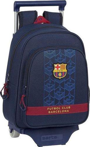 FC Barcelona Torba szkolna z kółkami 705 F.C. Barcelona