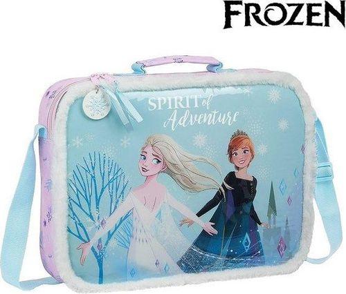 Frozen Aktówka Frozen II Jasnoniebieski Różowy (6 L)