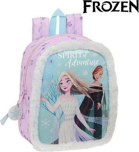 Frozen Plecak dziecięcy Frozen Jasnoniebieski Różowy