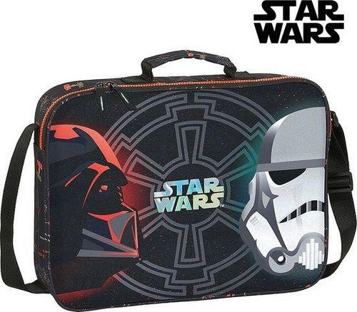 Star Wars Aktówka Star Wars The Dark Side Czarny Pomarańczowy (6 L)