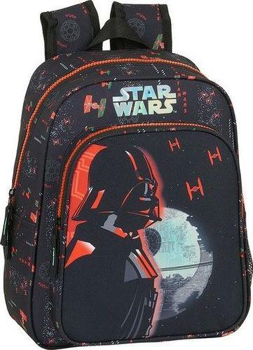 Star Wars Plecak dziecięcy Star Wars The Dark Side Czarny Pomarańczowy