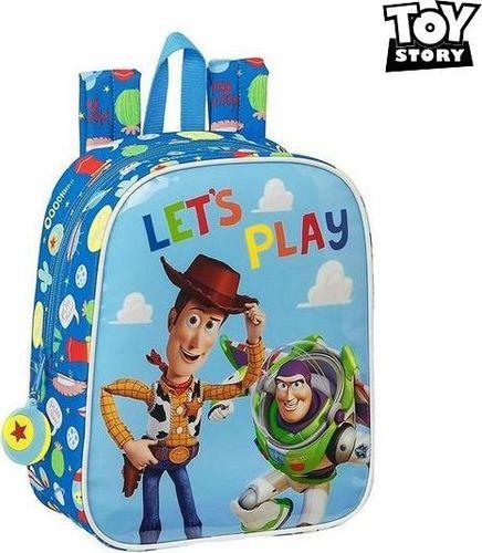 Toy story Plecak dziecięcy Toy Story Niebieski