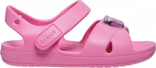 Crocs CROCS różowe sandały 206947-669 29/30