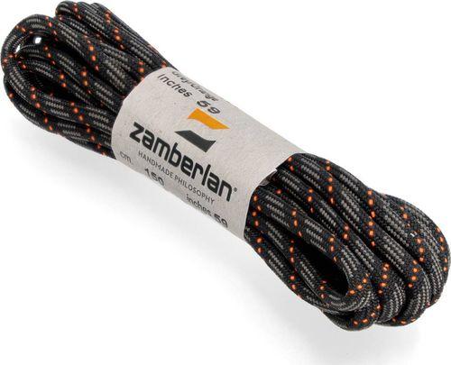 Zamberlan Sznurowadła Zamberlan Round Lace - grey/orange 205 cm
