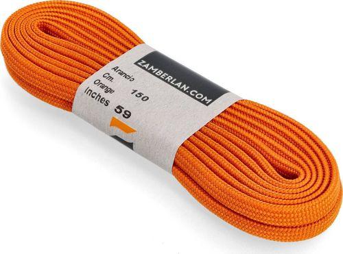 Zamberlan Sznurowadła Zamberlan Flat Lace - orange 125 cm