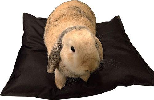 MT3CH Wodoodporna poduszka legowisko kojec dla królika kota psa różowa