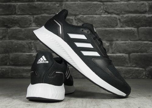 Adidas Buty Adidas RUNFALCON 2.0 FY5943 42 2/3