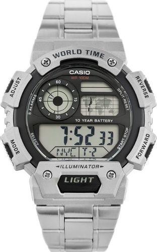 Zegarek Casio ZEGAREK MĘSKI CASIO AE-1400WHD-1AVDF (zd110a)