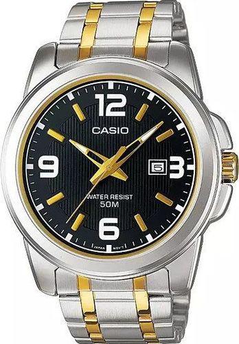 Zegarek Casio ZEGAREK MĘSKI CASIO MTP-1314SG 1AVDF (zd024d)