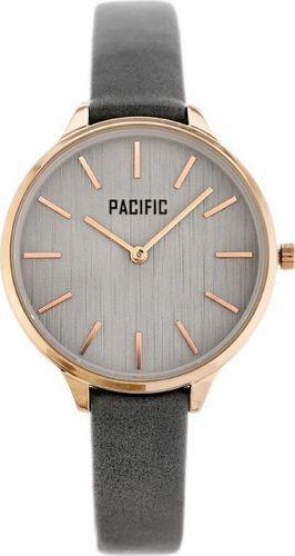 Zegarek Pacific ZEGAREK DAMSKI PACIFIC X6094 - szary (zy689c)