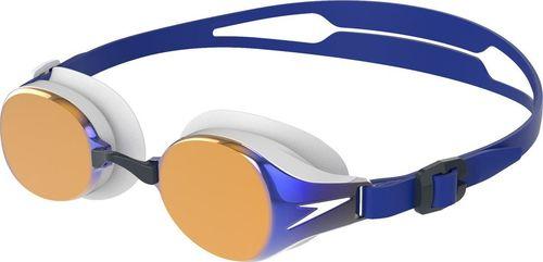 Speedo Okularki do pływania SPEEDO Hydropure Mirror Okulary blue