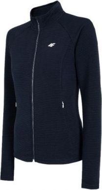 4f 4F Women's Sweatshirt H4L21-BLDF080-31S granatowe XS