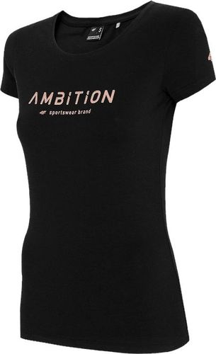 4f 4F Women's T-shirt H4L21-TSD033-20S czarne S