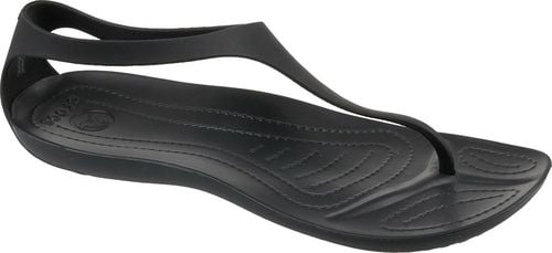 Crocs Sandały damskie Sexi Flip Wmns 11354-060 czarne r. 39/40