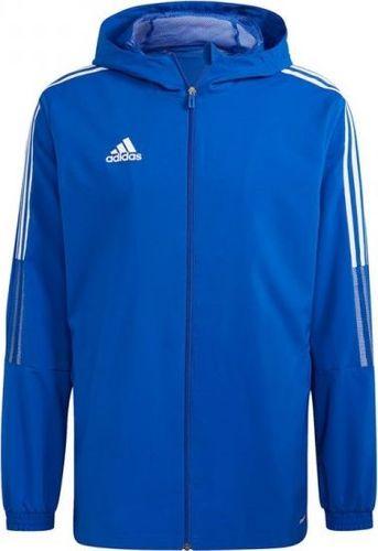 Adidas Kurtka adidas TIRO 21 Windbreaker GP4963 GP4963 niebieski L