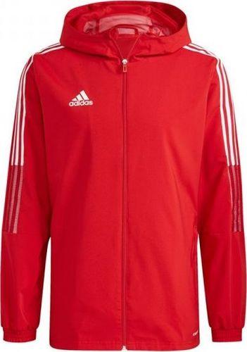 Adidas Kurtka adidas TIRO 21 Windbreaker GP4965 GP4965 czerwony S