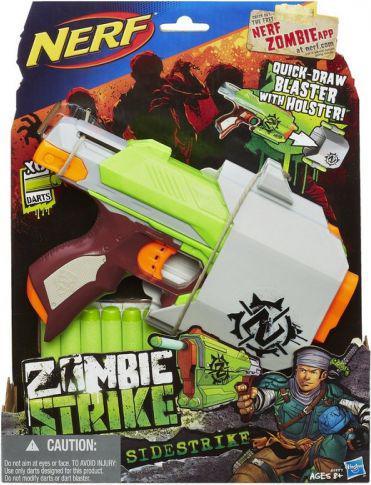 Hasbro Nerf Zombie Strike Sidestrike WB3 (A6557)