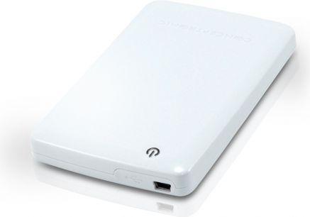 "Etui Conceptronic Hard Disk Box Mini 2.5"" Białe (CHD2MUW)"