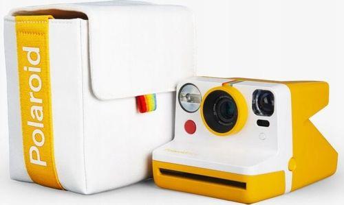 Pokrowiec Polaroid Polaroid Bag Now white-yellow